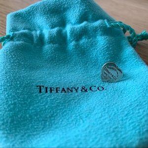 Tiffany & Co Heart Tag Earring (Single Earring)